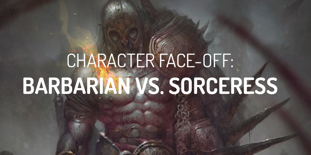 barbarian vs sorceress