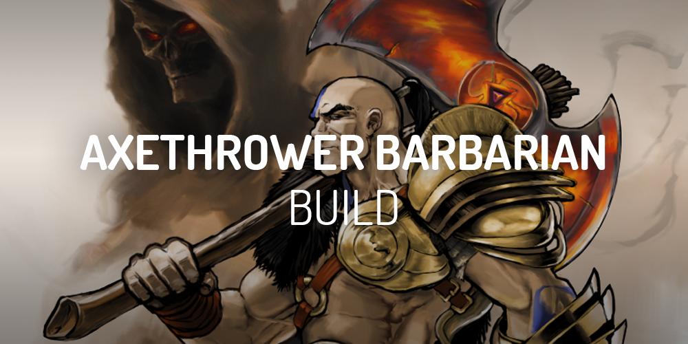 diablo 2 axethrower build