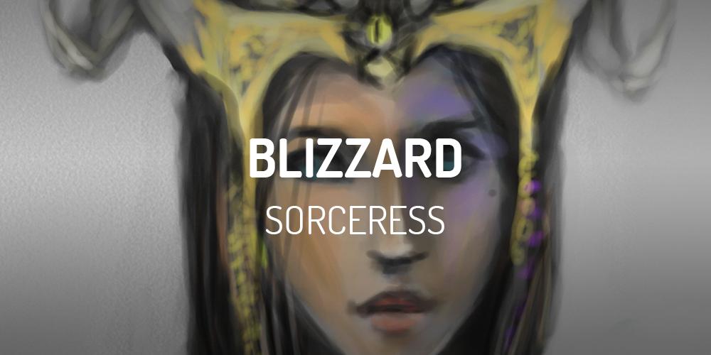 Blizzard Sorceress