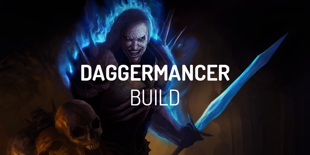 diablo 2 daggermancer build
