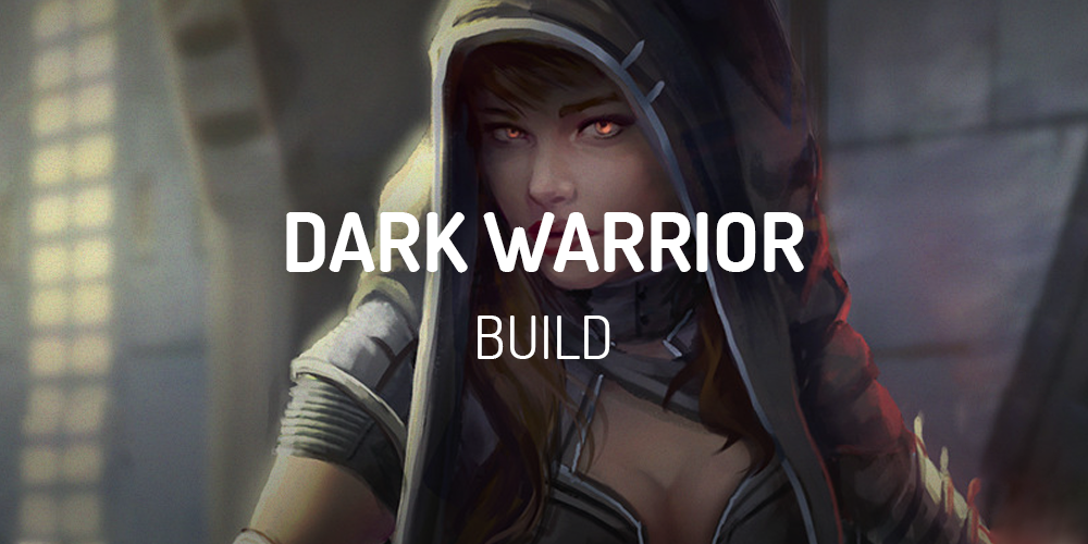 Diablo 2 dark warrior build