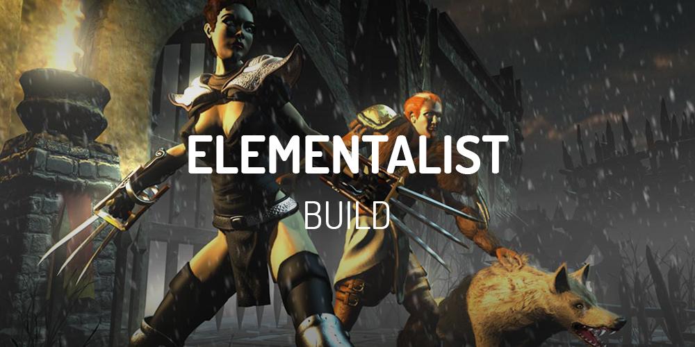 Diablo 2 elementalist build