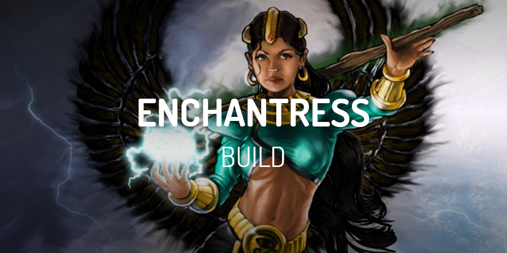diablo 2 enchantress build