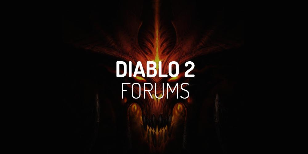 diablo 2 forums