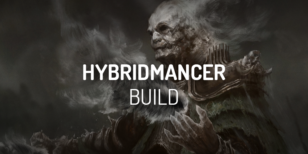 diablo 2 hybridmancer build