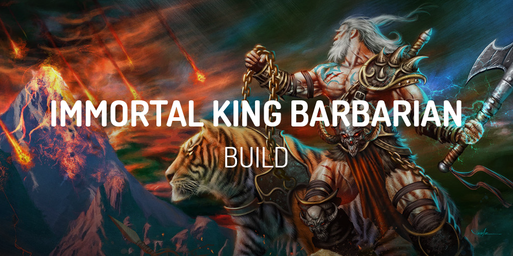 diablo 2 immortal king build