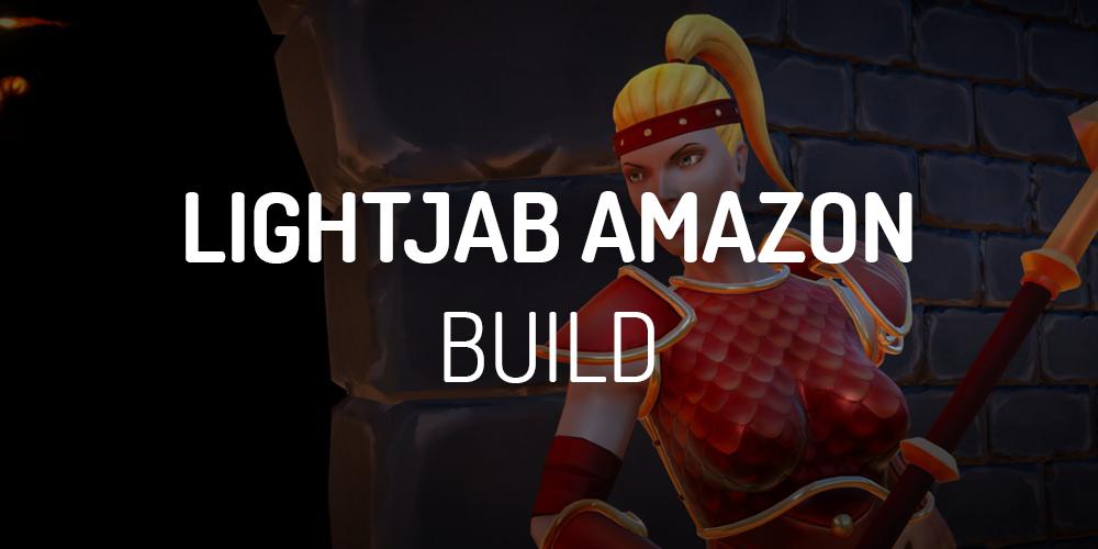 Lightjab build