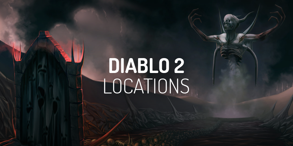 diablo 2 locations