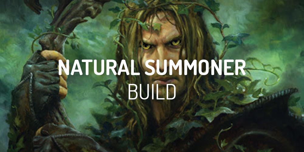 diablo 2 natural summoner build