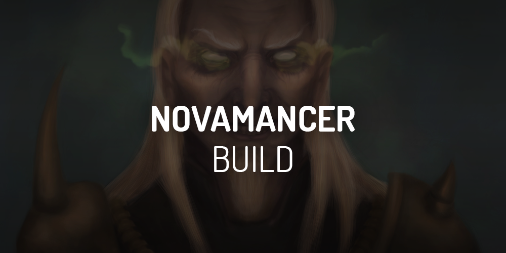 diablo 2 novamancer build