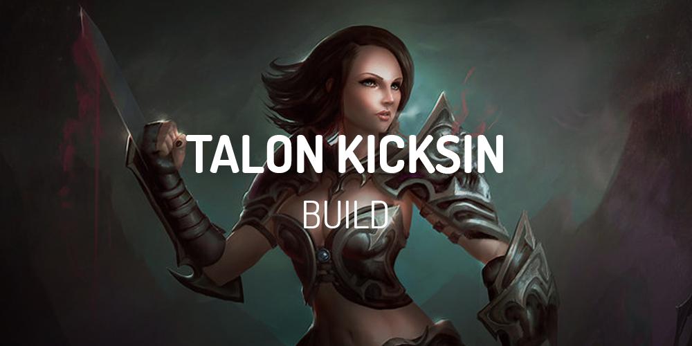 Diablo 2 Talon build