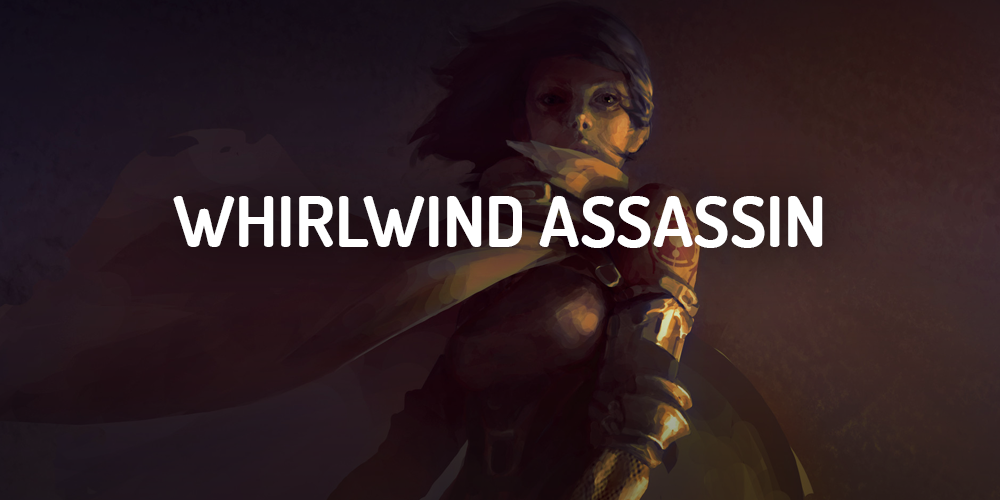 diablo 2 whirlwind assassin build