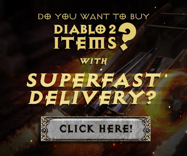 Diablo 2 store